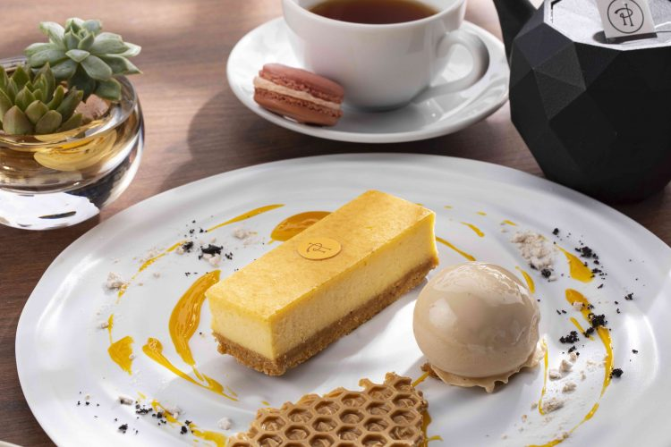 Piere Herme original cheesecake kimpton shinjuku tokyo